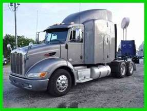 Peterbilt Sleeper Options by Peterbilt 384 Sleeper 2013 Sleeper Semi Trucks