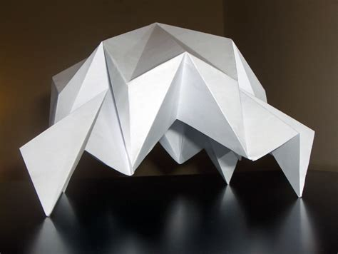 How To Design Origami Models - 3 dimensional origami folded structures by tewfik tewfik