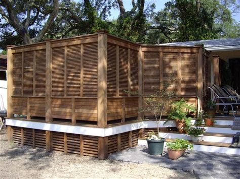 deck privacy screen how to find an ideal one for extra b b design construction inc ipe privacy screen deck
