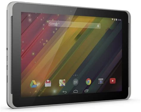 hp android tablet hp 10 plus 2201 hd android tablet released