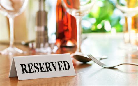 market table bistro reservations 10 tips you need to know for better service in restaurants