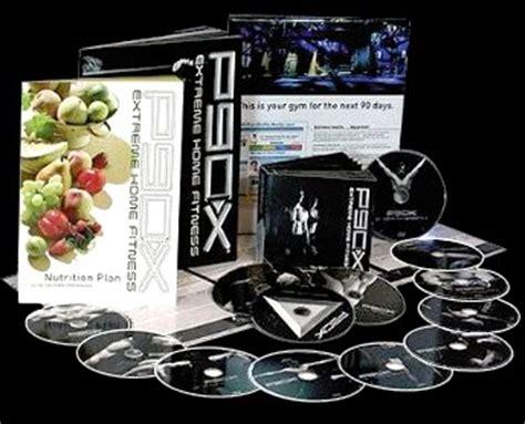p90x home fitness jual dvd olahraga senam