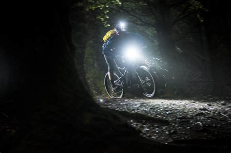 mountain bike night riding lights the best mountain bike lights for 2018 night riding mbr