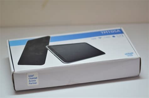 Tablet Intel intel tm105a 10 1 inch tablet pc review