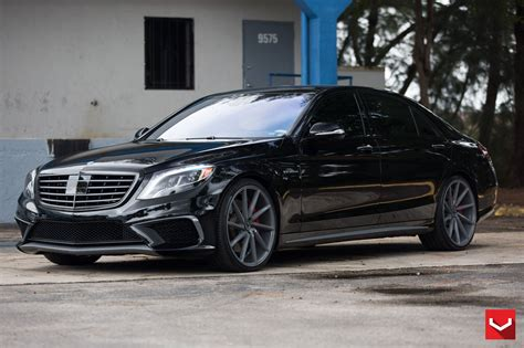 mercedes bench mercedes benz w222 s63 amg on vossen cvt wheels benztuning