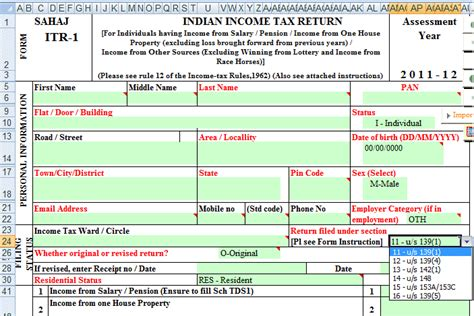Indian Income Tax Sections by Tds Tax India How To Submit Revised Itr Income Tax Return