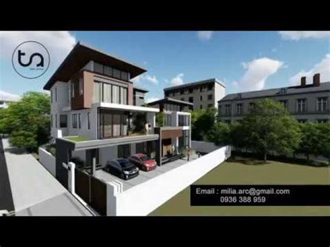 lumion 5 animation 3d youtube lumion 7 3d animation architecture modern house youtube