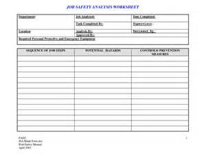 job hazard analysis worksheet humorholics