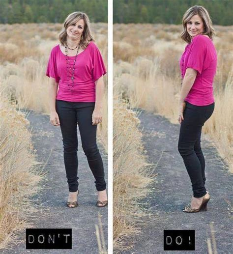 Digital Makes You Look Thinner by Poses That Will Make You Look Thinner In Photos