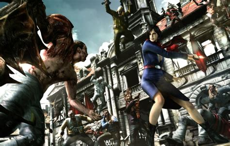 Casing Hp Hp Resident Evil 7 Official Capcom capcom ada wong biohazard 6