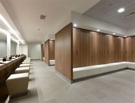 Changing Room by Lockers And Fit Interiors Sales Installations Fitness Center Changing Room