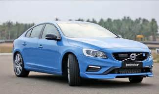 What Is The Fastest Volvo Volvo Launches The S60 Polestar Its Fastest Car Yet