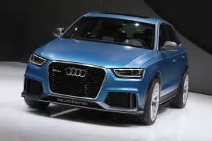 Audi Rs Parts The Audi Rs Q3 2017 2018 Best Car Reviews