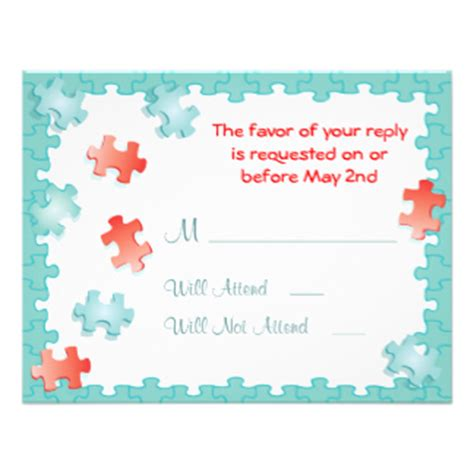 puzzle invitation template jigsaw puzzle invites 119 jigsaw puzzle invitation templates