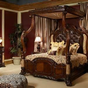 Tuscany Canopy Bedroom Furniture 67 Best Favorite Designer Michael Amini Images On