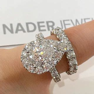 best 25 pear ring set ideas on pear shaped