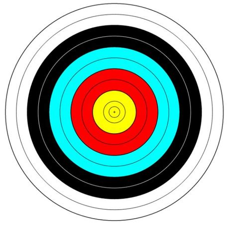 1000 images about target ideas on pinterest shooting 1000 images about archery targets printable on