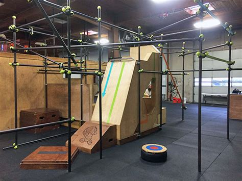 diy parkour gym equipment bigdiyideascom
