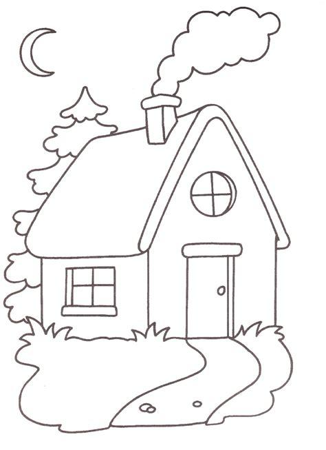 colorare casa vacanze con i bambini disegni da stare e colorare