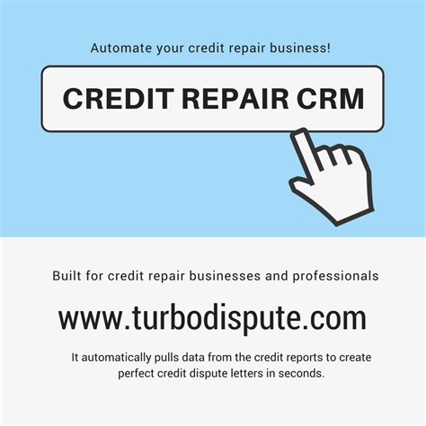When Search For Your Client S Repair Business Starting A Credit Repair Business Turbodispute