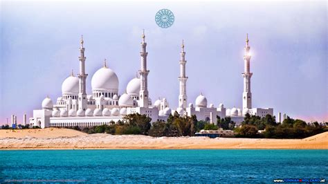 Set Safira 3in1 Blue Blue Mocca masjid wallpaper wallpapersafari