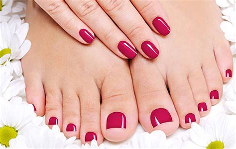 Manicure Pedicure Di Nail Plus rock nails spa