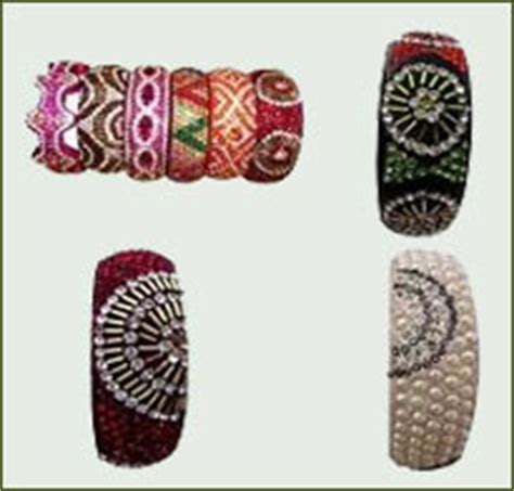 Lac Bajuband lac jewelry which is even referred as known as lacquer jewelry was originated in rajasthan
