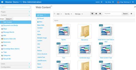 liferay layout bootstrap liferay portal 6 2 improves mobility and wem socpub
