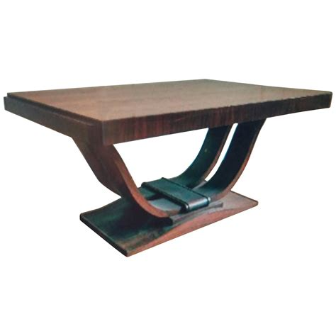 dining room table desk deco dining room table or desk for sale at 1stdibs
