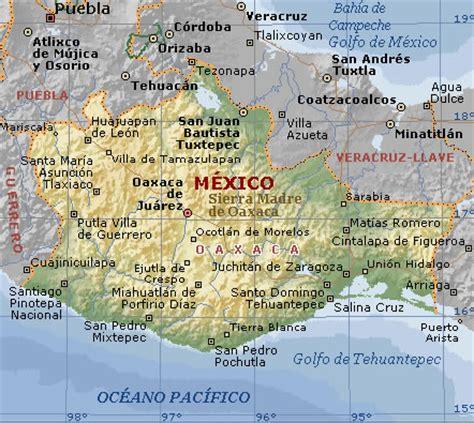 mapa de oaxaca mexico oaxaca 171 the oaxacan adventures of clint baker