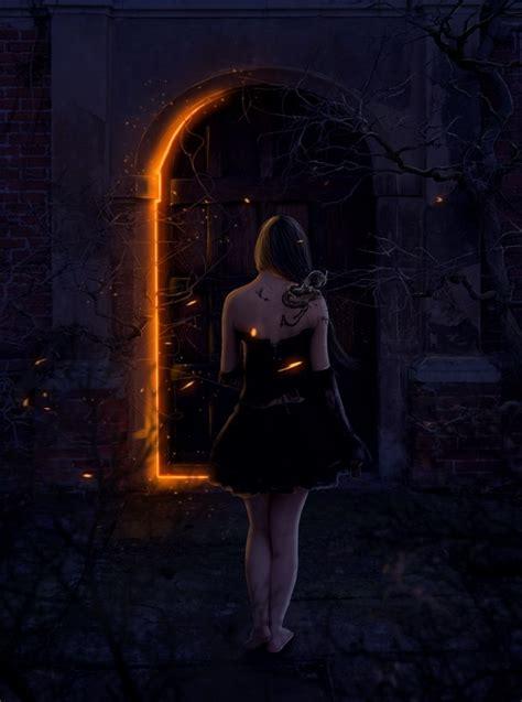 tutorial photoshop gothic born of the dragon create this symbolic gothic composite