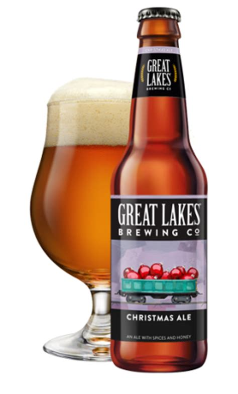 great lakes brewing christmas ale