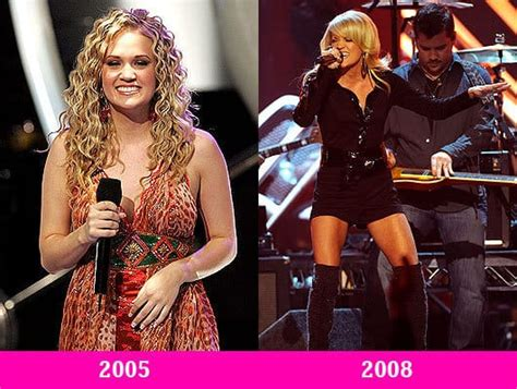 hollywood news now carrie underwood then and now the hollywood gossip