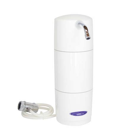 Water Filter Countertop by Arsenic Countertop Water Filter No Cartridge Multi Plus