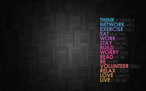 Quotes Wallpaper Be Positive Quotes Background Quotesgram