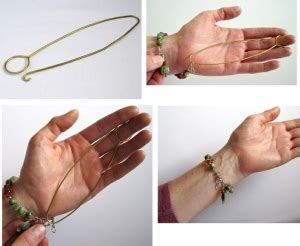make a baseball bracelet!