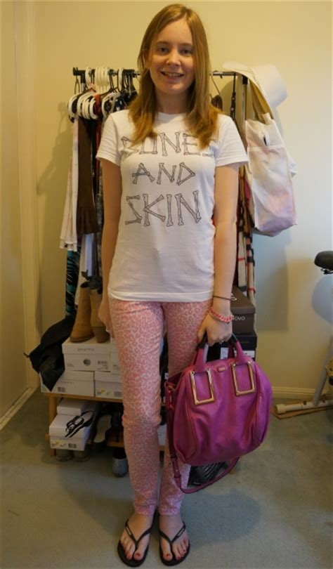 Asifa Syar I Pink away from blue coloured denim pink leopard print and