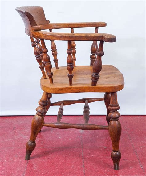 Captain Dining Chairs by Set Of Eight Captain S Chairs At 1stdibs