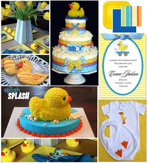 rubber duck themed bathroom inspiration board rubber ducky baby shower rubber ducky
