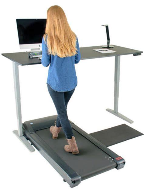 standing desk with treadmill treadmill desks shop treadmill and standing desks