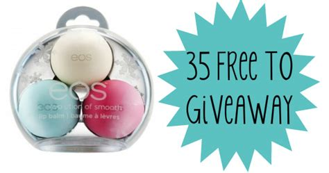 Eos Lip Balm Giveaway - eos lip balm holiday ornament collection giveaway acadiana s thrifty mom