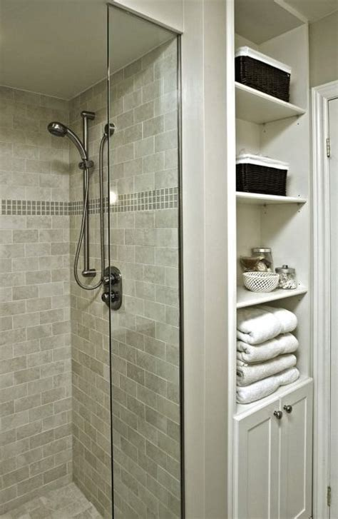 Pin By Marybeth Garubba On Girls Bathroom Pinterest Bathroom Closet Shelving