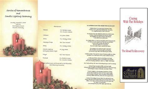 free funeral program templates beautiful template download 2010