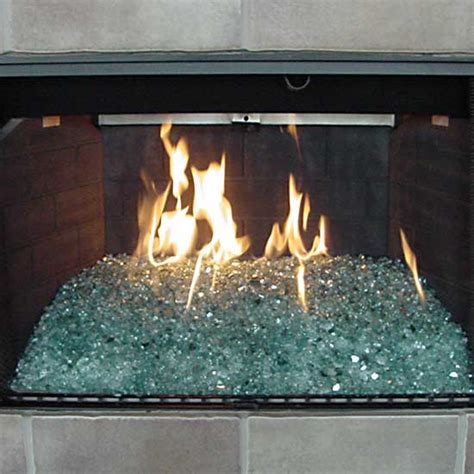 glass rocks for fireplace picture gallery of converted gas fireglass
