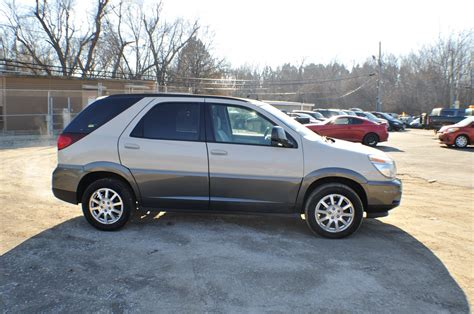 2005 buick rendezvous suv sale