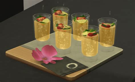 Sims 4 How To Make Detox Tea by Sims 4 Spa Day Guide
