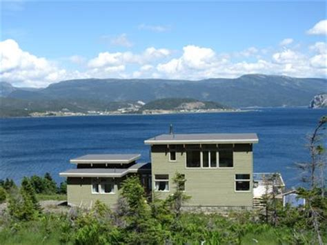 Cabins For Rent In Gros Morne National Park by Luxurious Gros Morne Newfoundland House Vrbo