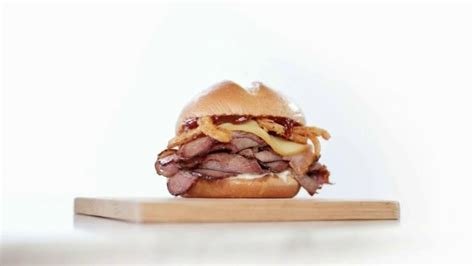 arbys we have the meats actor arby s tv commercial we have the meats smoked brisket
