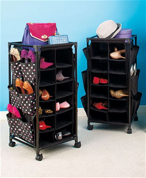 rolling shoe storage home storage solutions storage furniture storage bins
