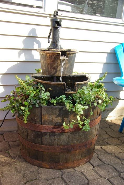 25 best ideas about diy water fountain on pinterest diy fountain outdoor fountains and diy